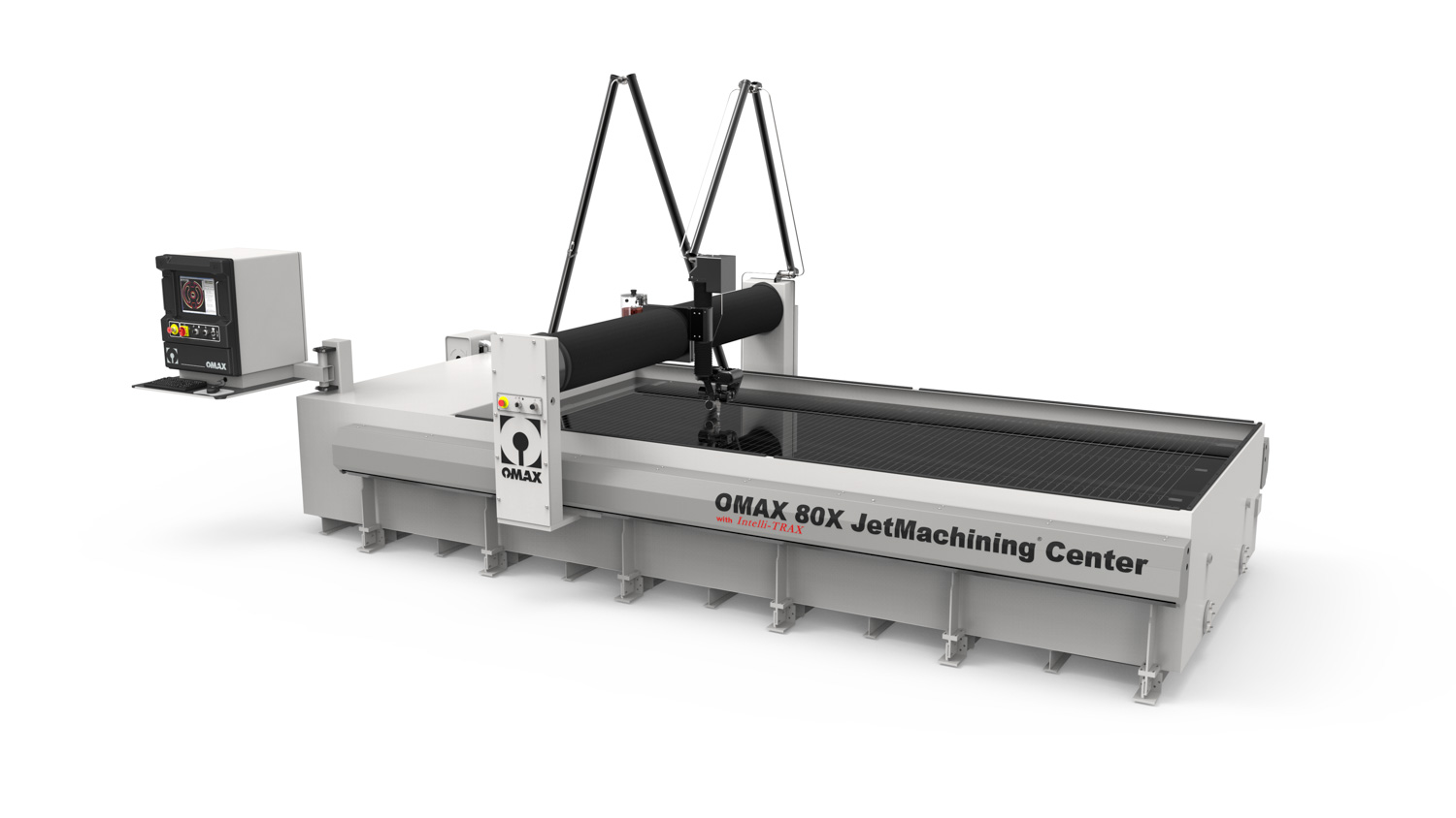 OMAX 80X Waterjet used at Southwest Waterjet in Mesa, AZ.